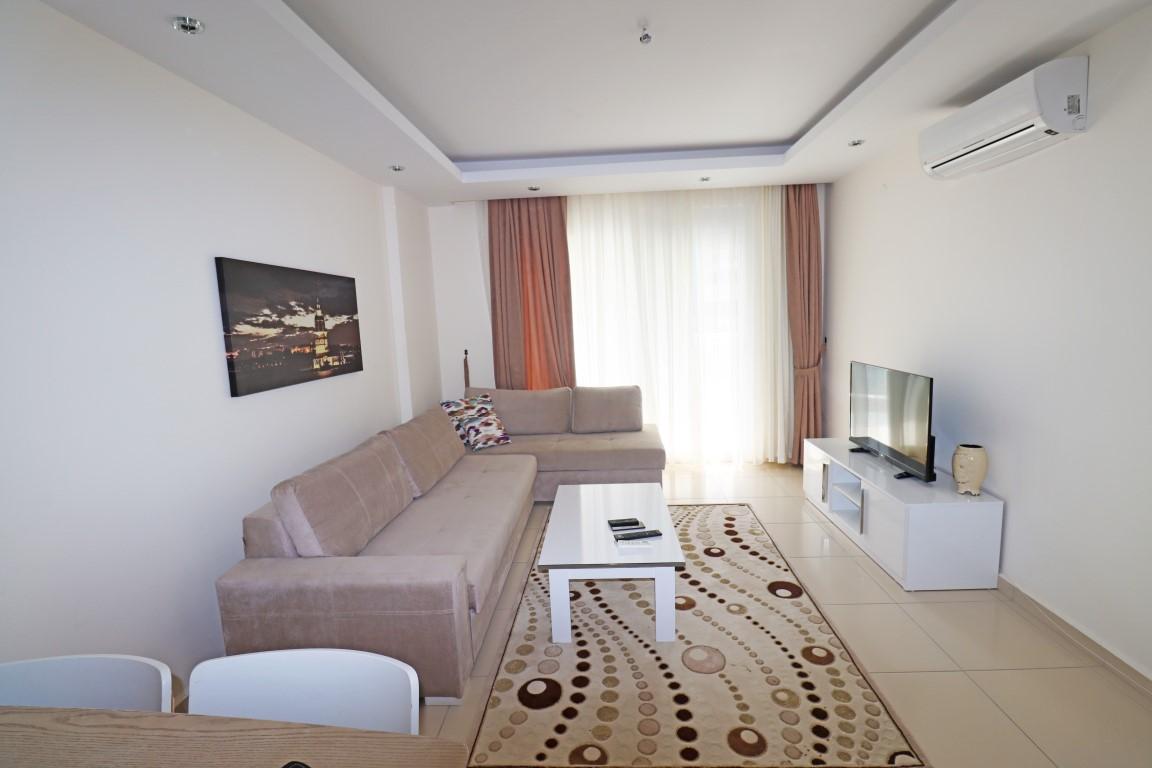 Меблированная квартир 1+1 в комплексе с хорошей инфраструктурой в Кестеле - Фото 11