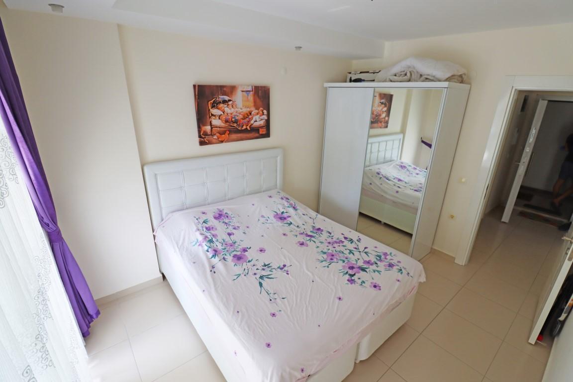 Меблированная квартир 1+1 в комплексе с хорошей инфраструктурой в Кестеле - Фото 12