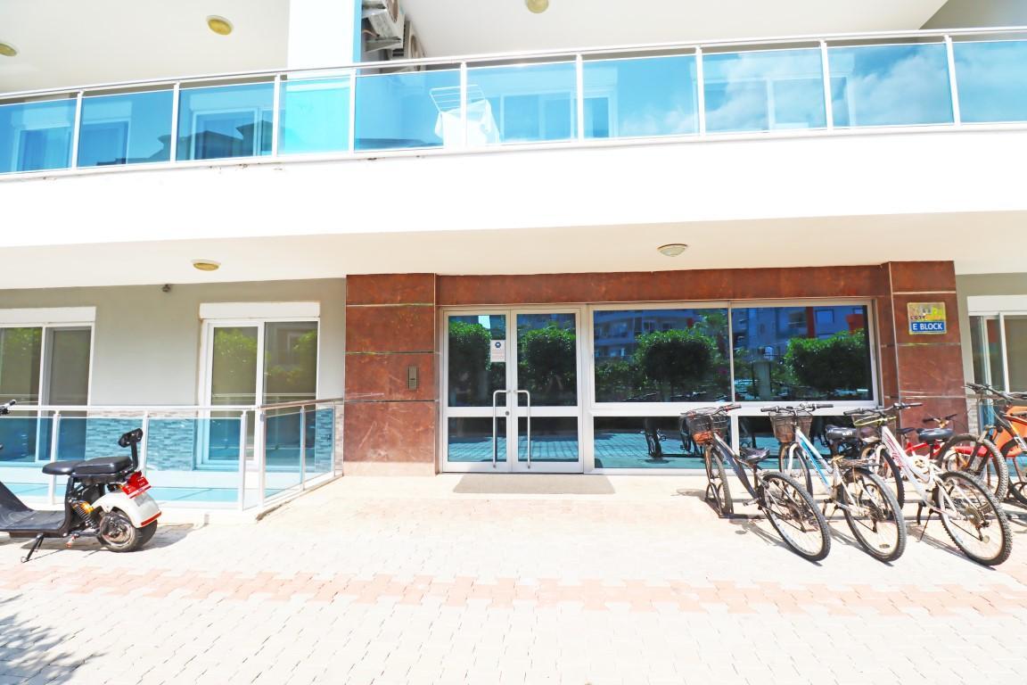 Меблированная квартир 1+1 в комплексе с хорошей инфраструктурой в Кестеле - Фото 3