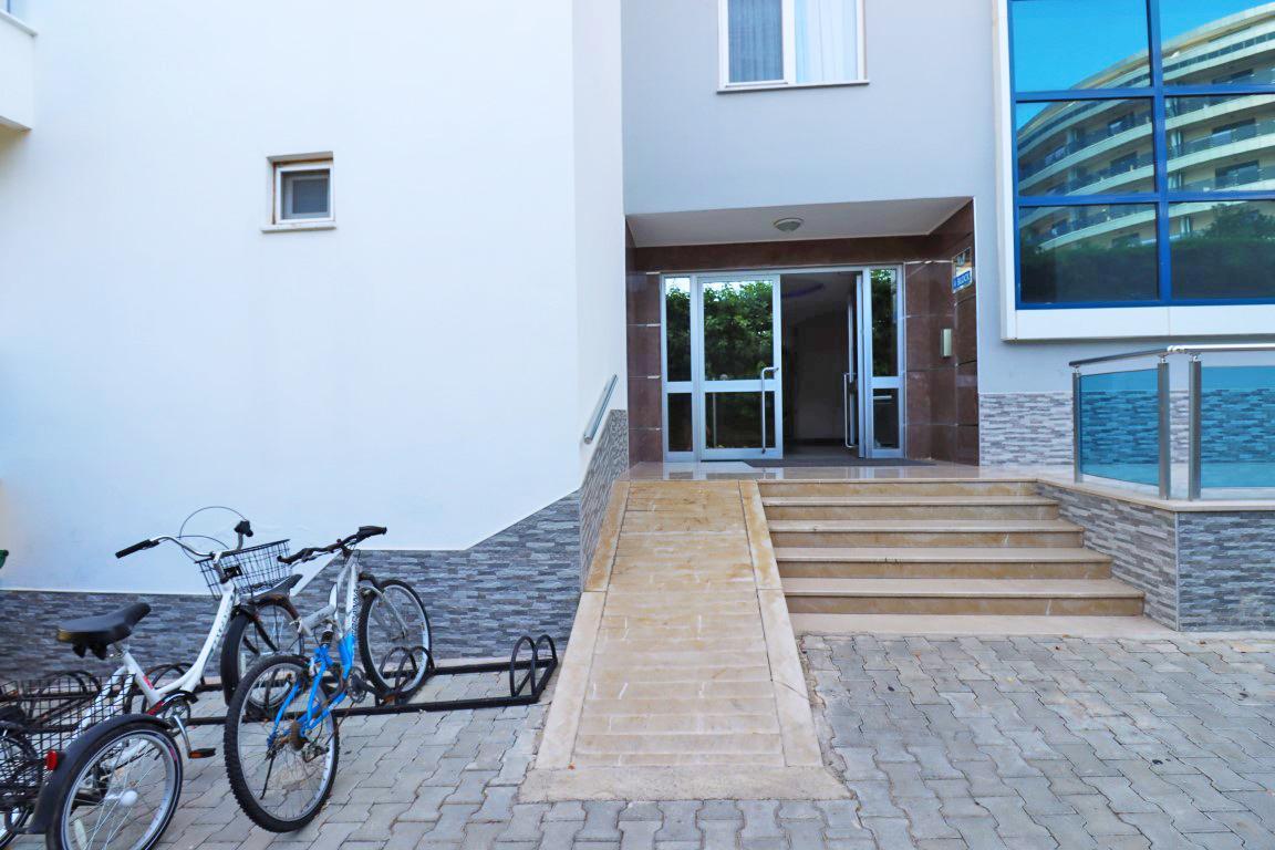 Квартира 1+1 с мебелью и техникой в комплексе люкс в Кестеле - Фото 2