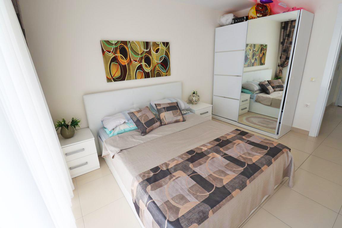 Квартира 1+1 с мебелью и техникой в комплексе люкс в Кестеле - Фото 4