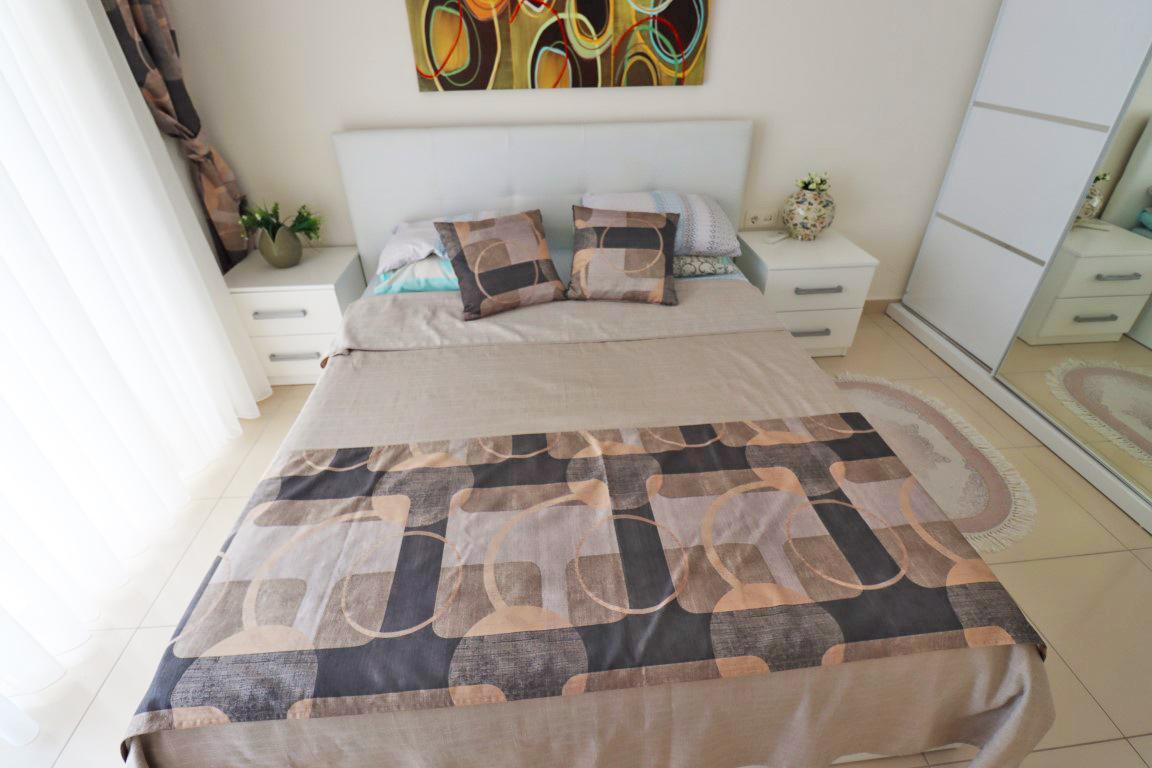 Квартира 1+1 с мебелью и техникой в комплексе люкс в Кестеле - Фото 5