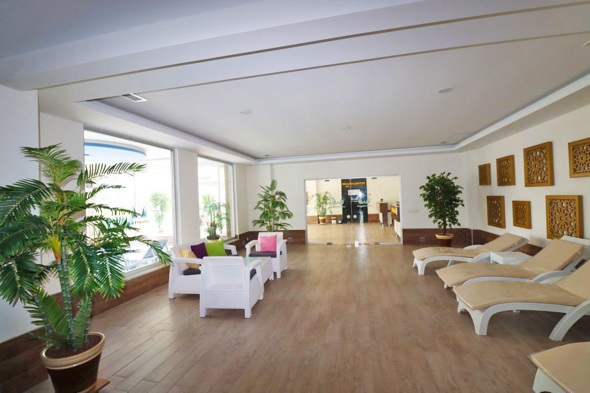 Квартира 1+1 с мебелью и техникой в комплексе люкс в Кестеле - Фото 20