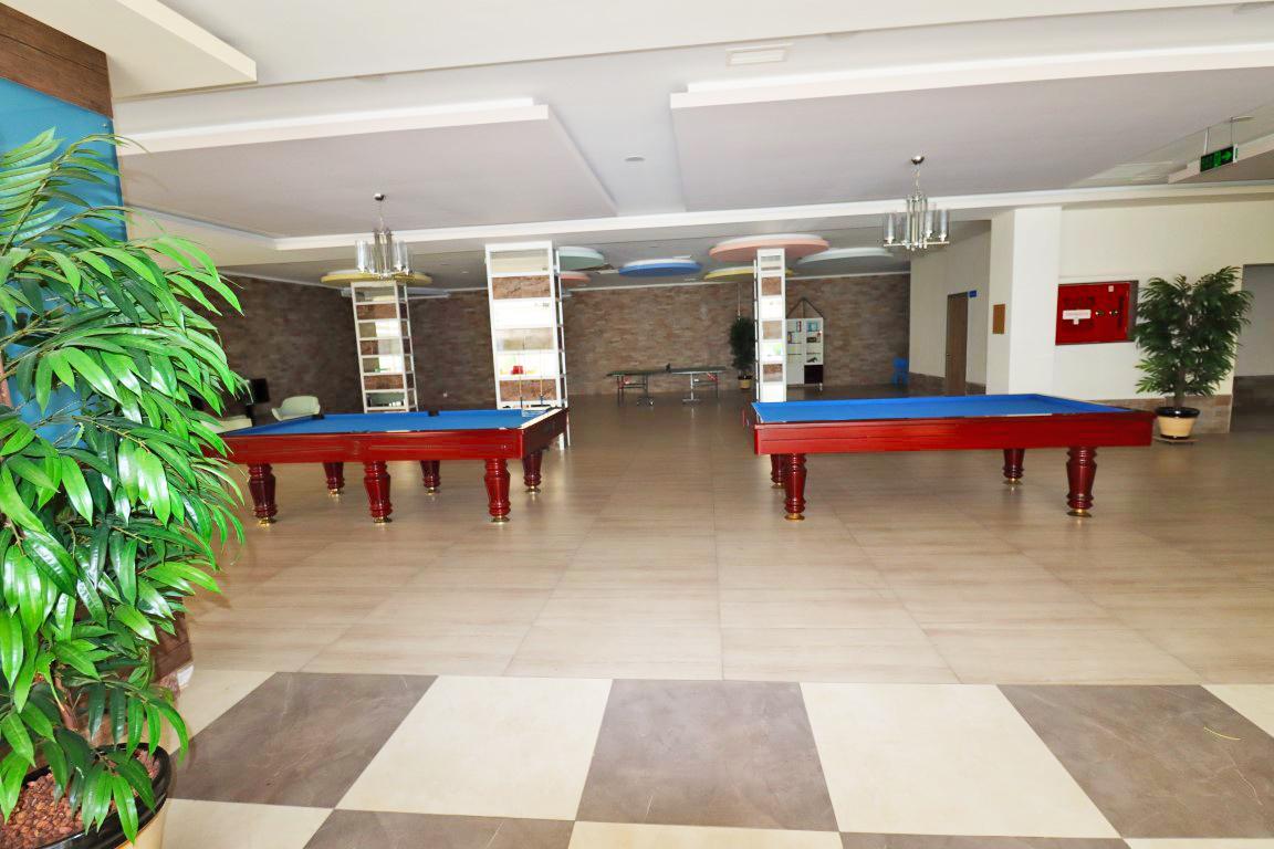 Квартира 1+1 с мебелью и техникой в комплексе люкс в Кестеле - Фото 28