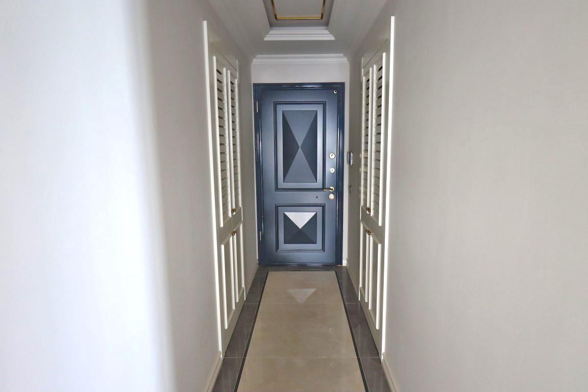 Апартаменты в люксовом комплексе в центре Аланьи - Фото 24