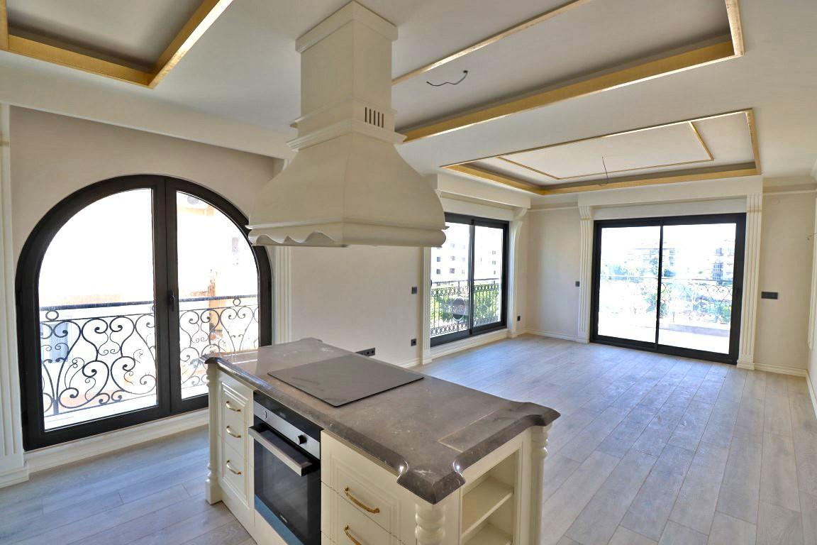 Апартаменты в люксовом комплексе в центре Аланьи - Фото 31