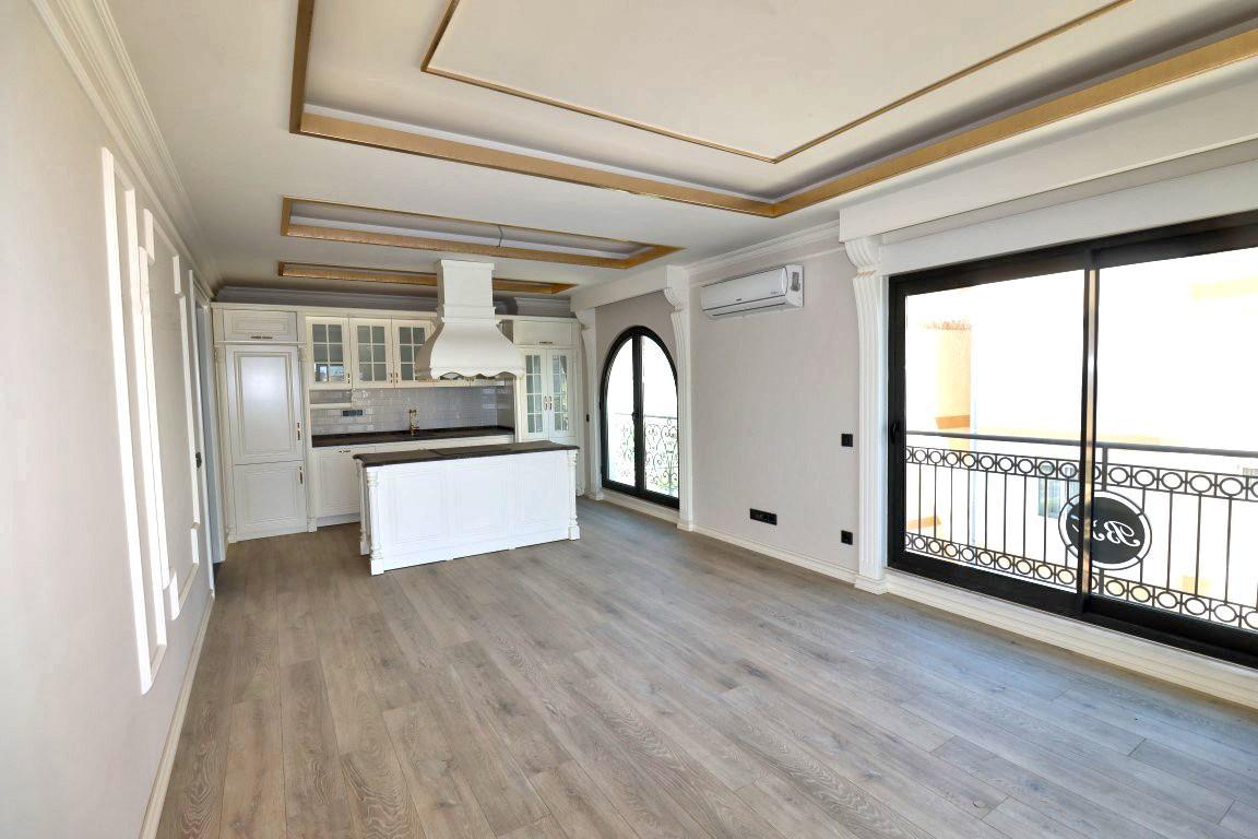 Апартаменты в люксовом комплексе в центре Аланьи - Фото 36