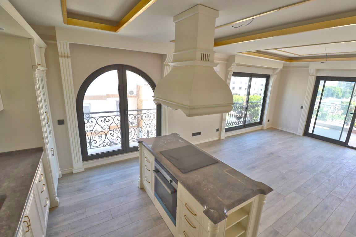Апартаменты в люксовом комплексе в центре Аланьи - Фото 30