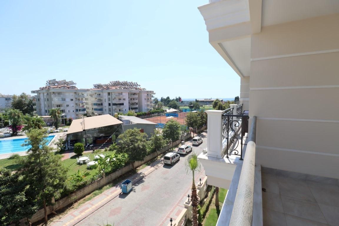 Апартаменты в люксовом комплексе в центре Аланьи - Фото 54