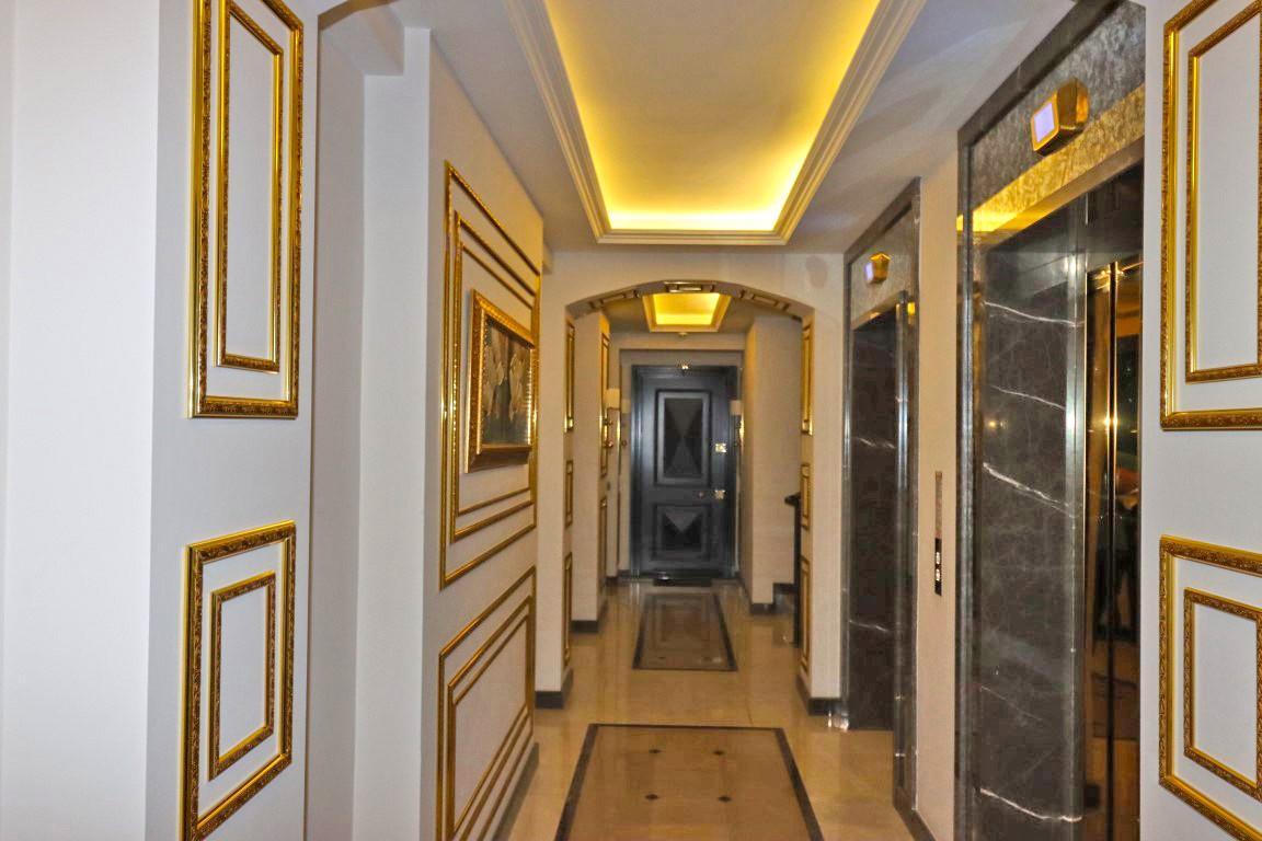 Апартаменты в люксовом комплексе в центре Аланьи - Фото 23