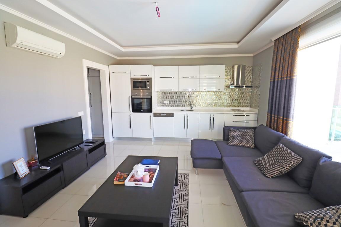 Меблированные апартаменты 1+1 в Кестель - Фото 31