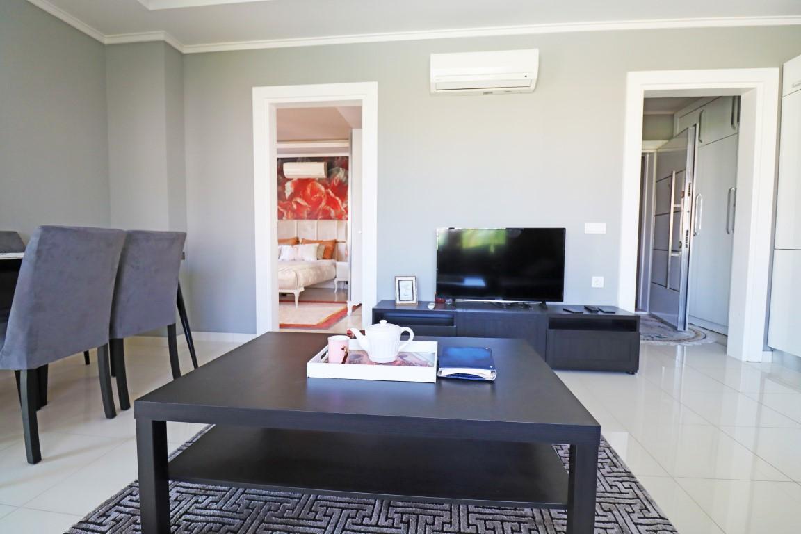 Меблированные апартаменты 1+1 в Кестель - Фото 33