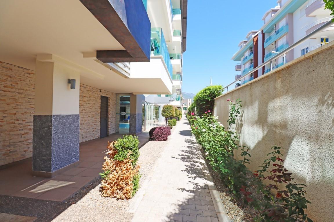 Меблированные апартаменты 1+1 в Кестель - Фото 9