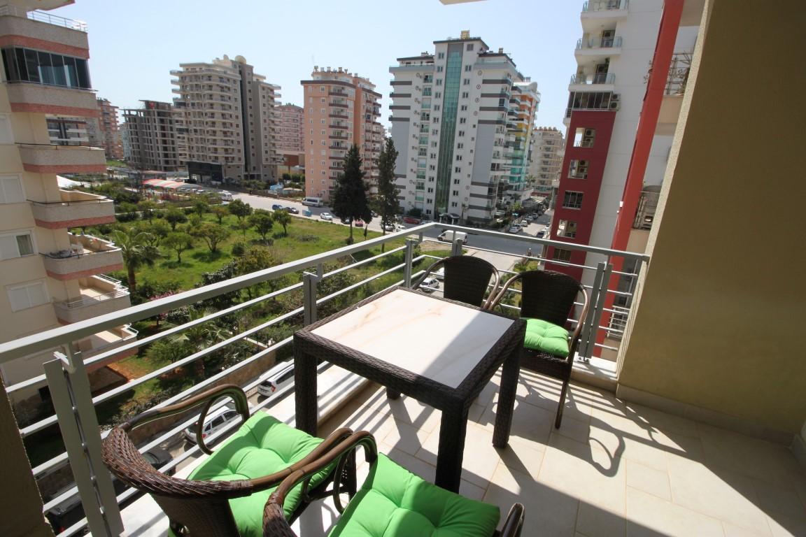 Квартира 2+1 с мебелью в центре Махмутлара - Фото 23