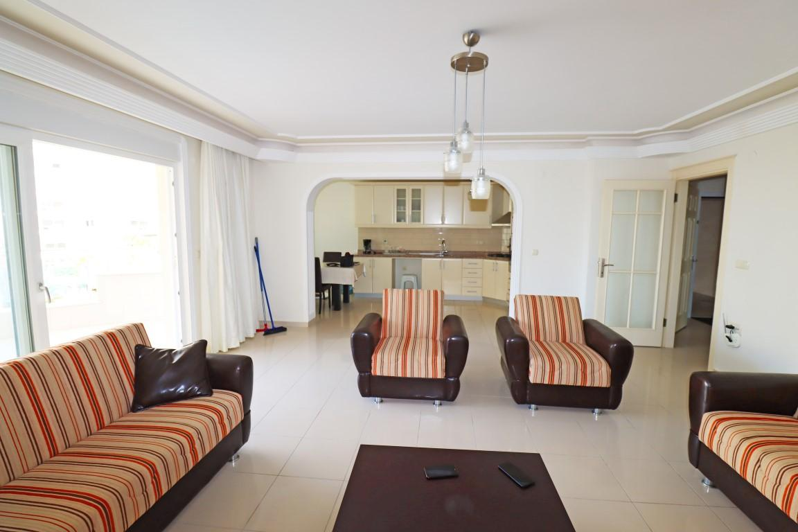 Просторная квартира с мебелью в Махмутларе - Фото 22