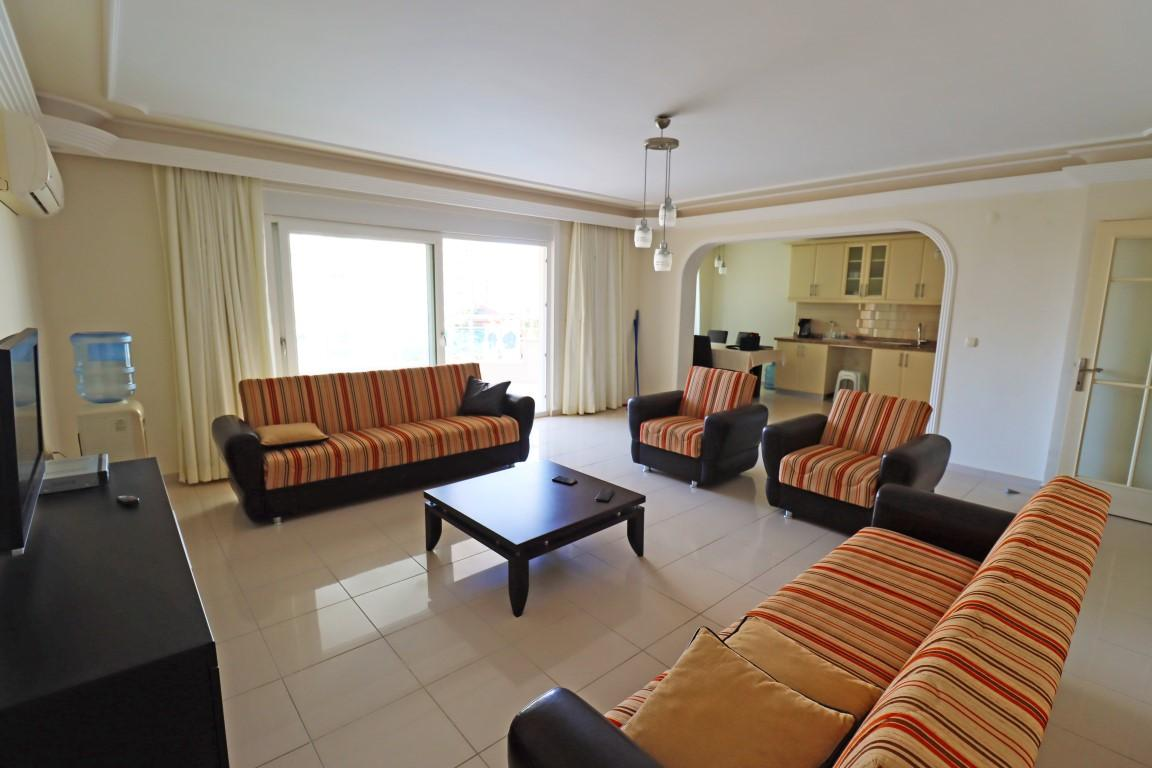 Просторная квартира с мебелью в Махмутларе - Фото 21