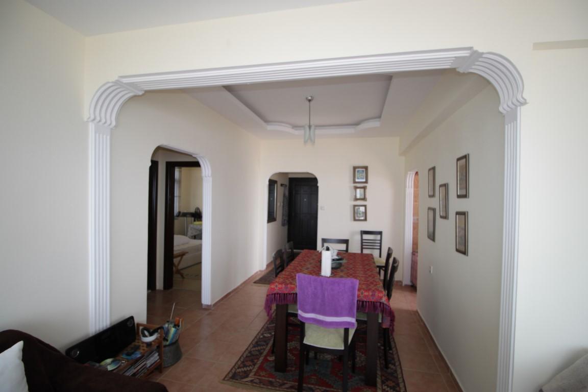 Квартира 3+1 в исторической части Алании - Фото 8
