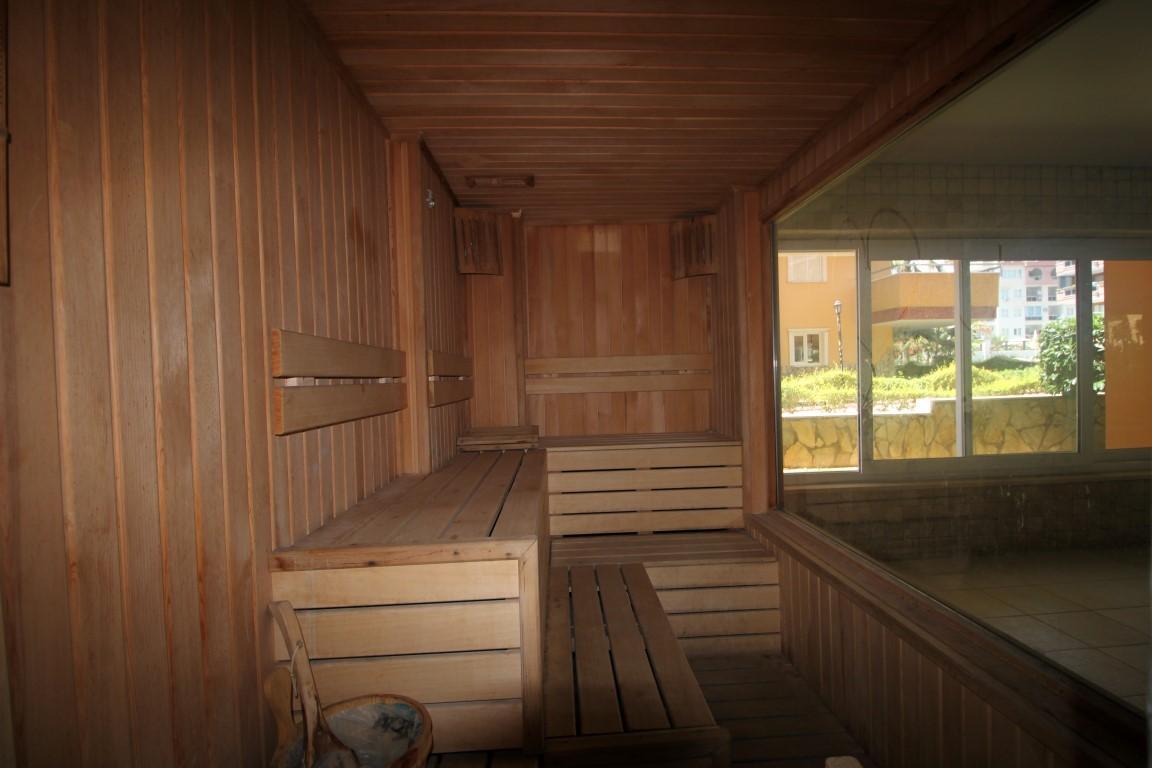 Квартира 2+1 с прямым видом на море в Махмутларе - Фото 4