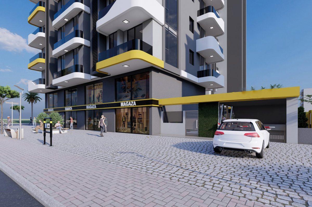 Квартиры в новом ЖК в центре Махмутлара - Фото 10