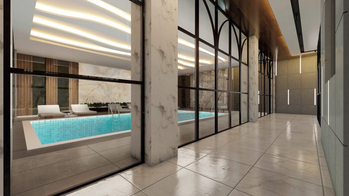 Квартиры в новом ЖК в центре Махмутлара - Фото 18