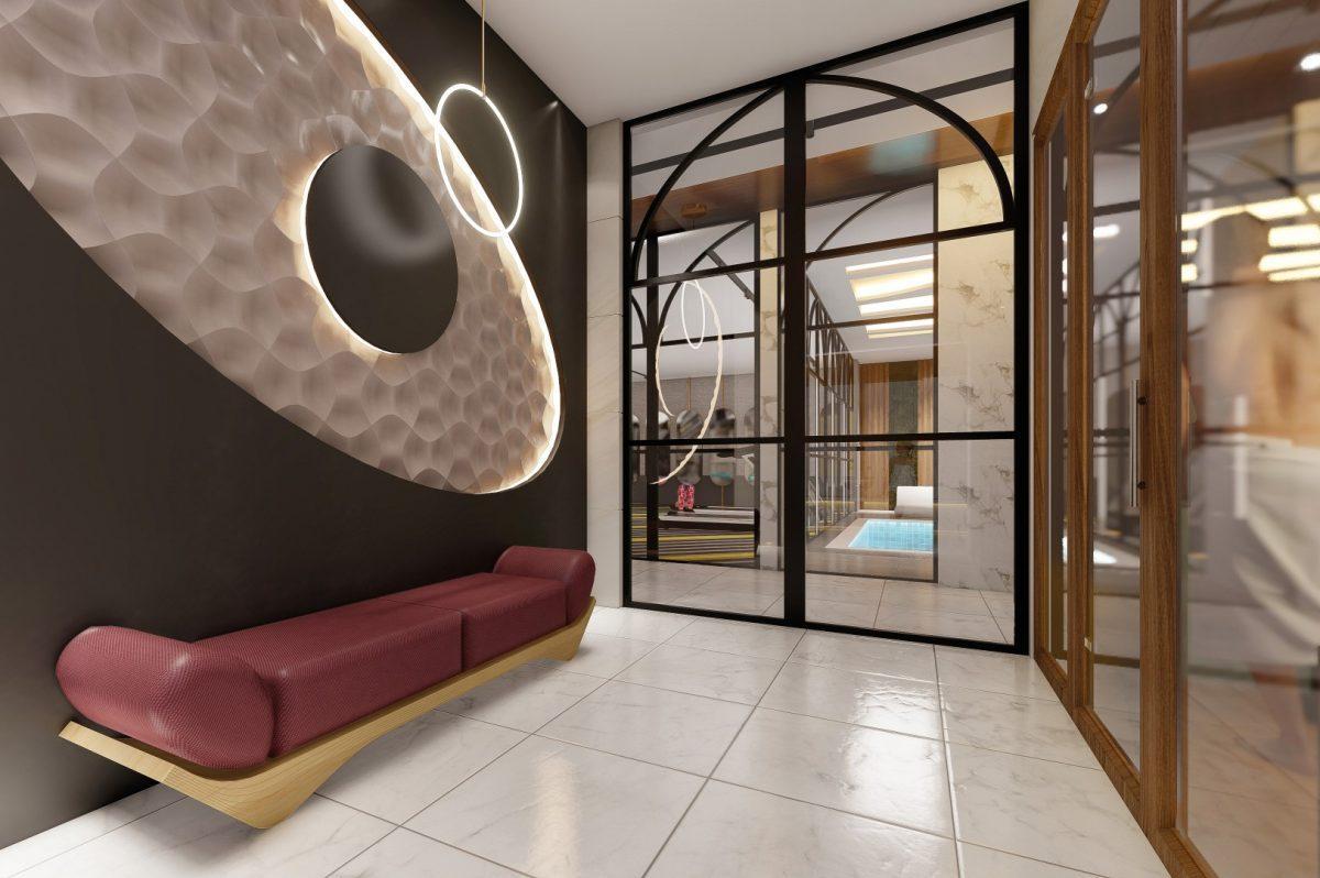 Квартиры в новом ЖК в центре Махмутлара - Фото 19
