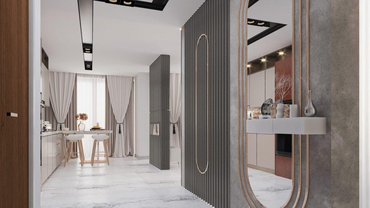 Квартиры в новом ЖК в центре Махмутлара - Фото 32