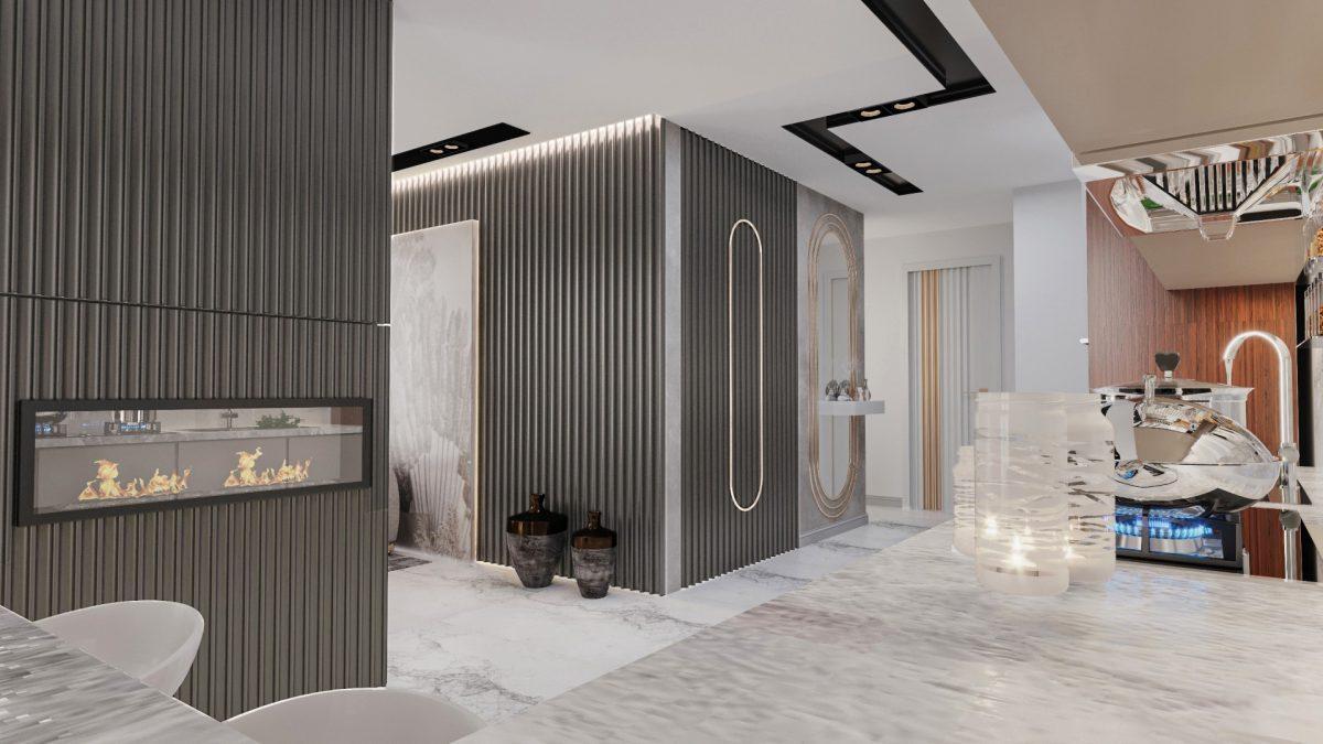 Квартиры в новом ЖК в центре Махмутлара - Фото 34