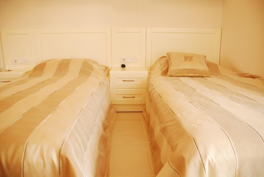 Двухуровневая квартира с тремя спальнями с панорамным видом на море в Махмутларе - Фото 20