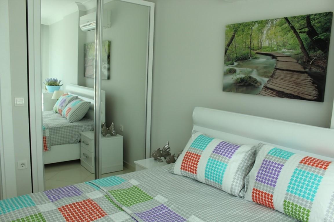 Меблированная квартира в хорошем комплексе в Оба - Фото 14