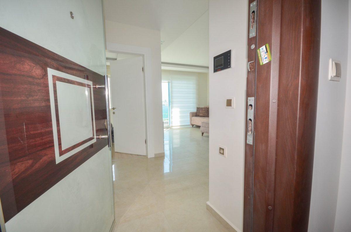 Меблированная квартира в комплексе с отельной инфраструктурой в Махмутлар - Фото 2
