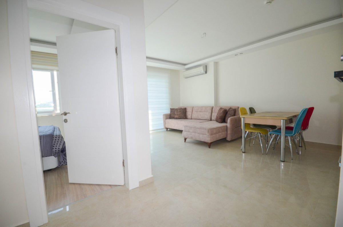 Меблированная квартира в комплексе с отельной инфраструктурой в Махмутлар - Фото 3