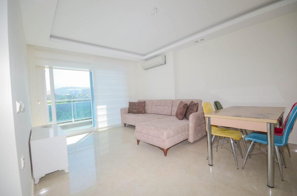 Меблированная квартира в комплексе с отельной инфраструктурой в Махмутлар - Фото 4