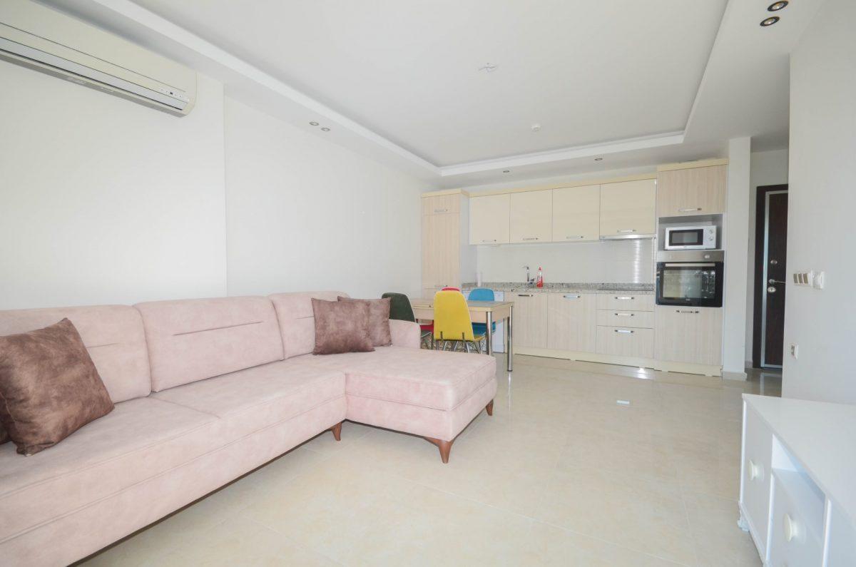 Меблированная квартира в комплексе с отельной инфраструктурой в Махмутлар - Фото 5