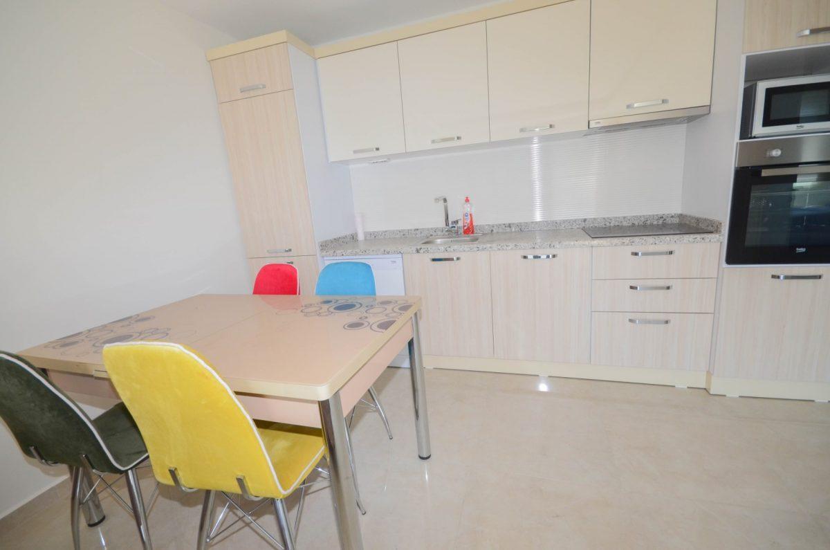 Меблированная квартира в комплексе с отельной инфраструктурой в Махмутлар - Фото 6
