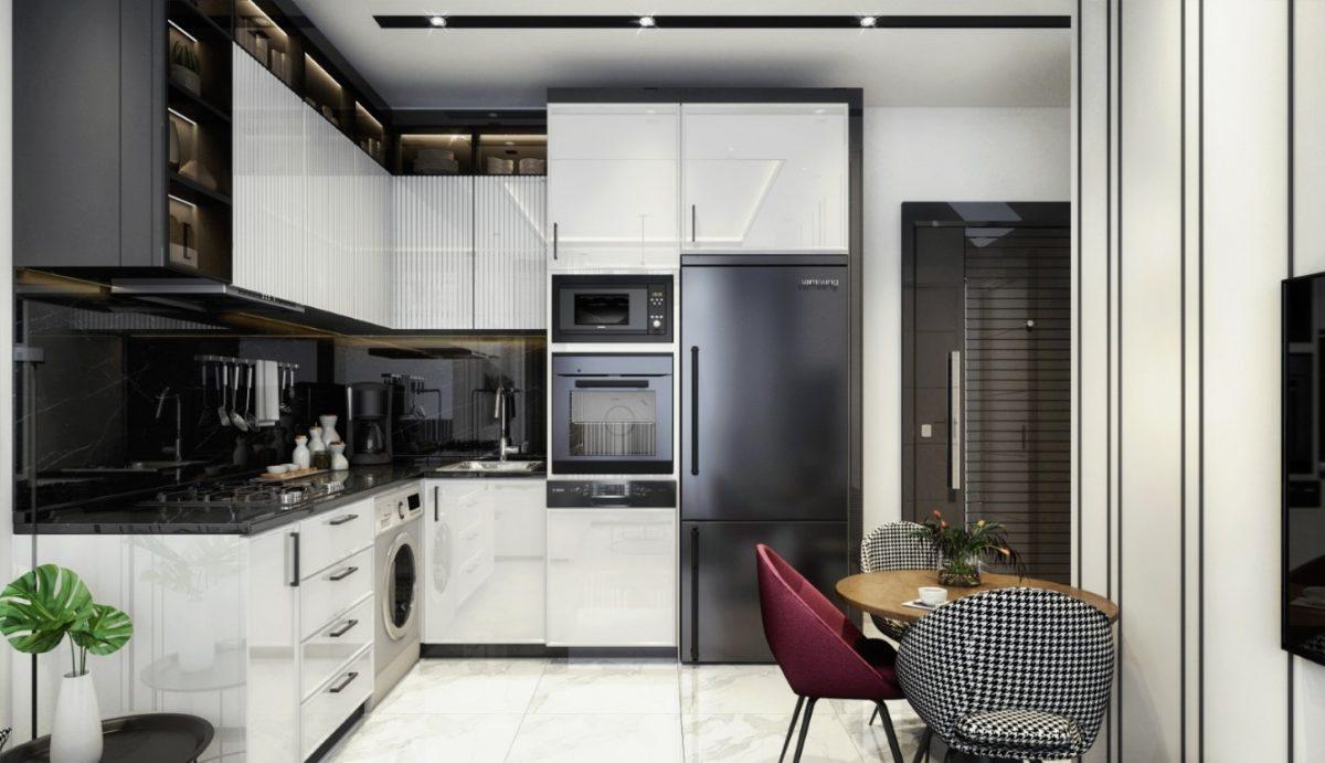 Новые апартаменты в центральном районе Аланьи - Фото 31