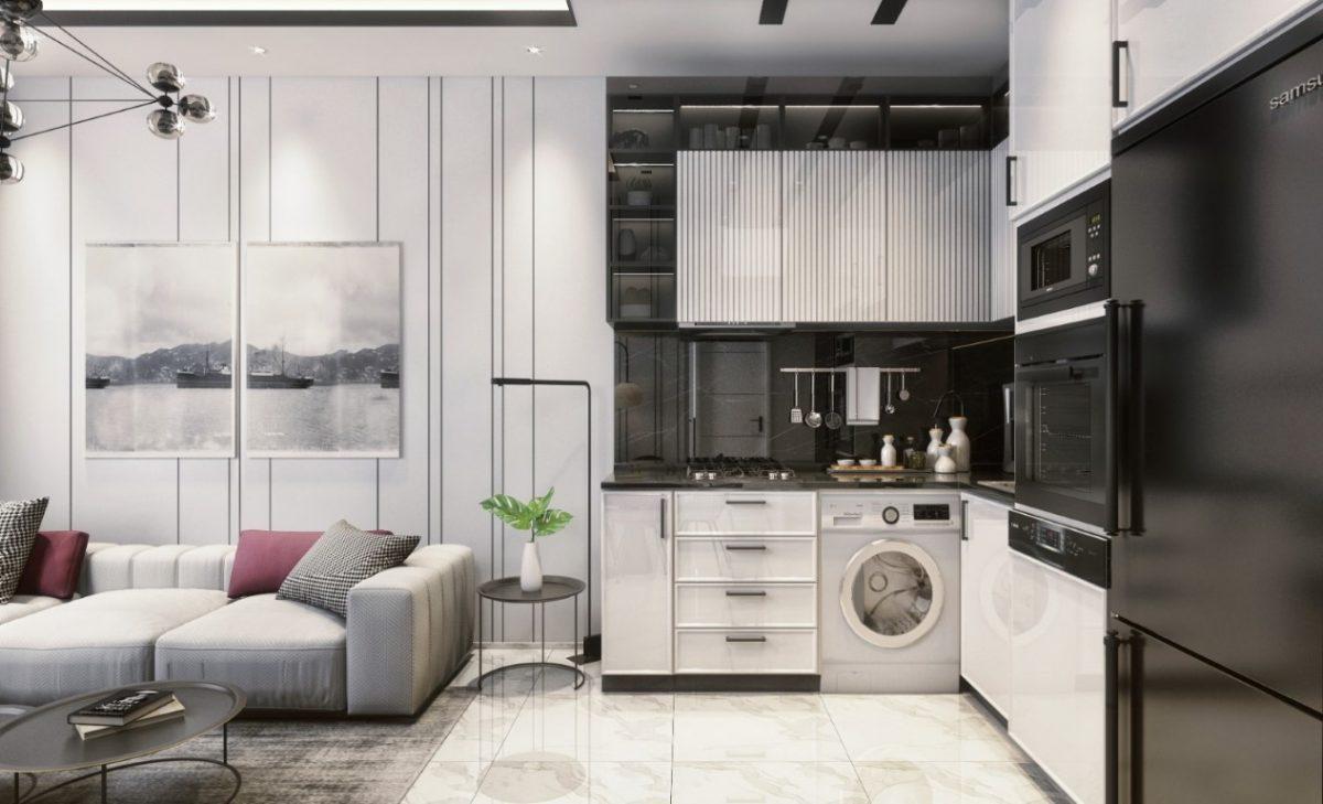 Новые апартаменты в центральном районе Аланьи - Фото 32