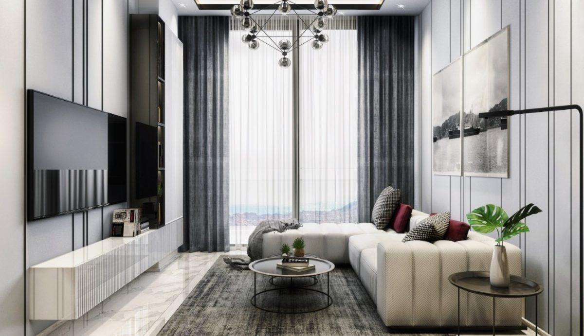 Новые апартаменты в центральном районе Аланьи - Фото 34