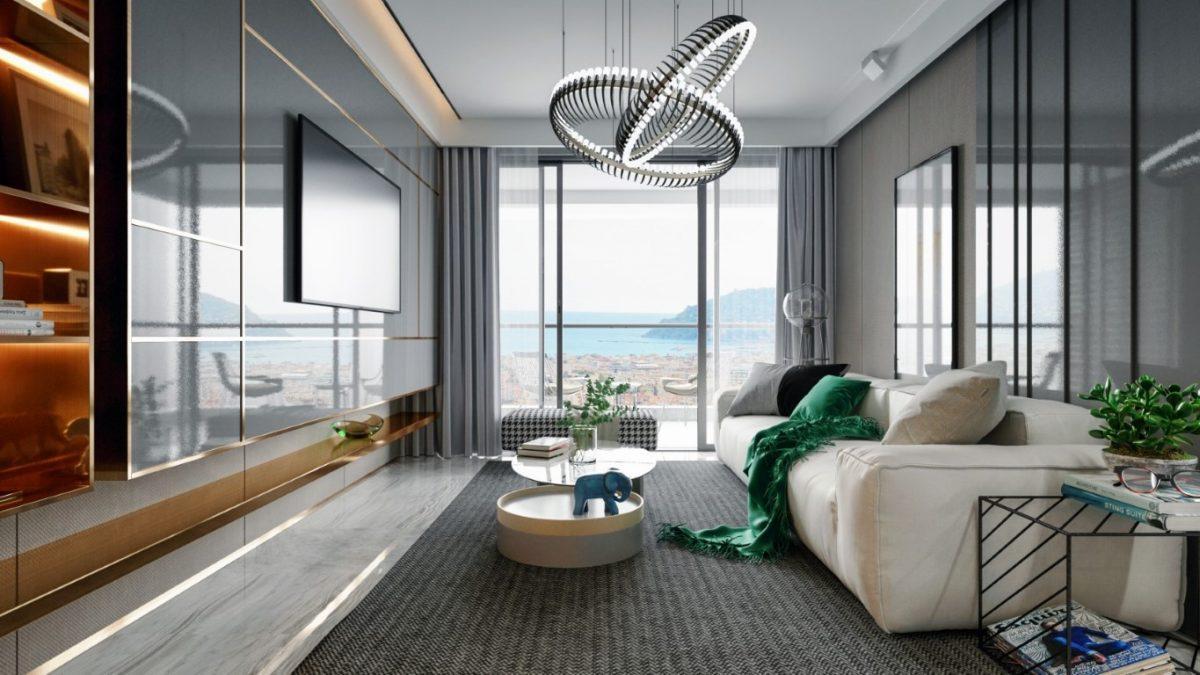 Новые апартаменты в центральном районе Аланьи - Фото 36