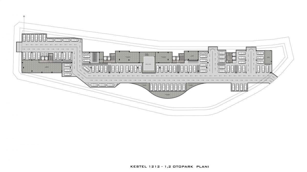 Новые апартаменты в люксовом комплексе в Кестеле - Фото 75