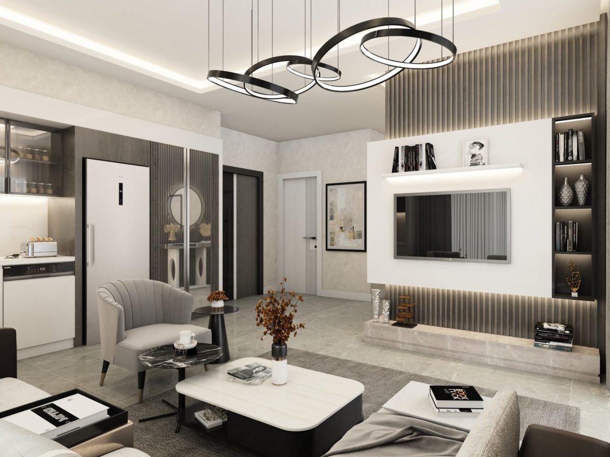 Апартаменты и пентхаусы в новом ЖК в Каргыджаке - Фото 23