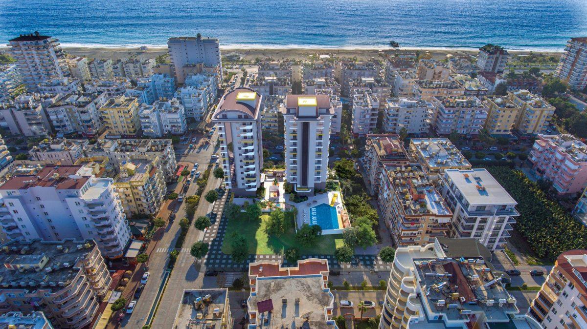 Квартиры в новом ЖК в центре Махмутлара - Фото 15