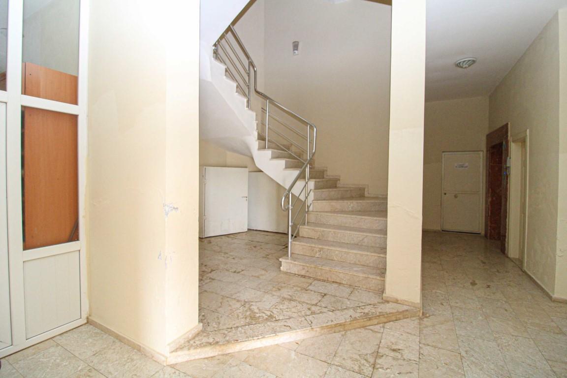 Квартира 1+1 с хорошим видом в Авсалларе - Фото 13