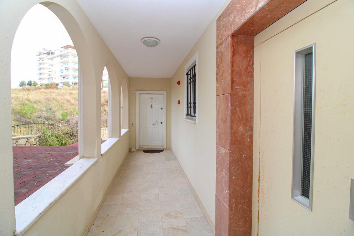 Квартира 1+1 с хорошим видом в Авсалларе - Фото 15