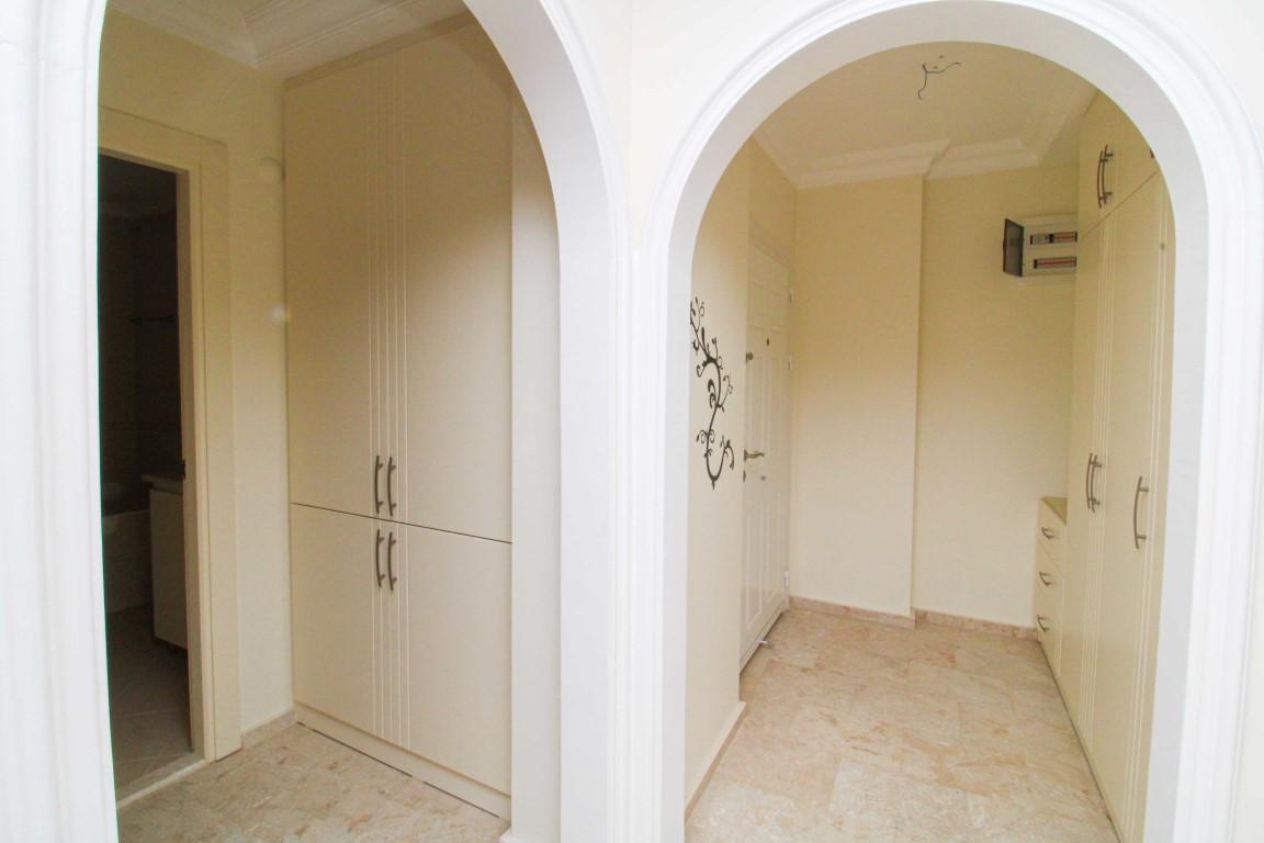 Квартира 1+1 с хорошим видом в Авсалларе - Фото 17