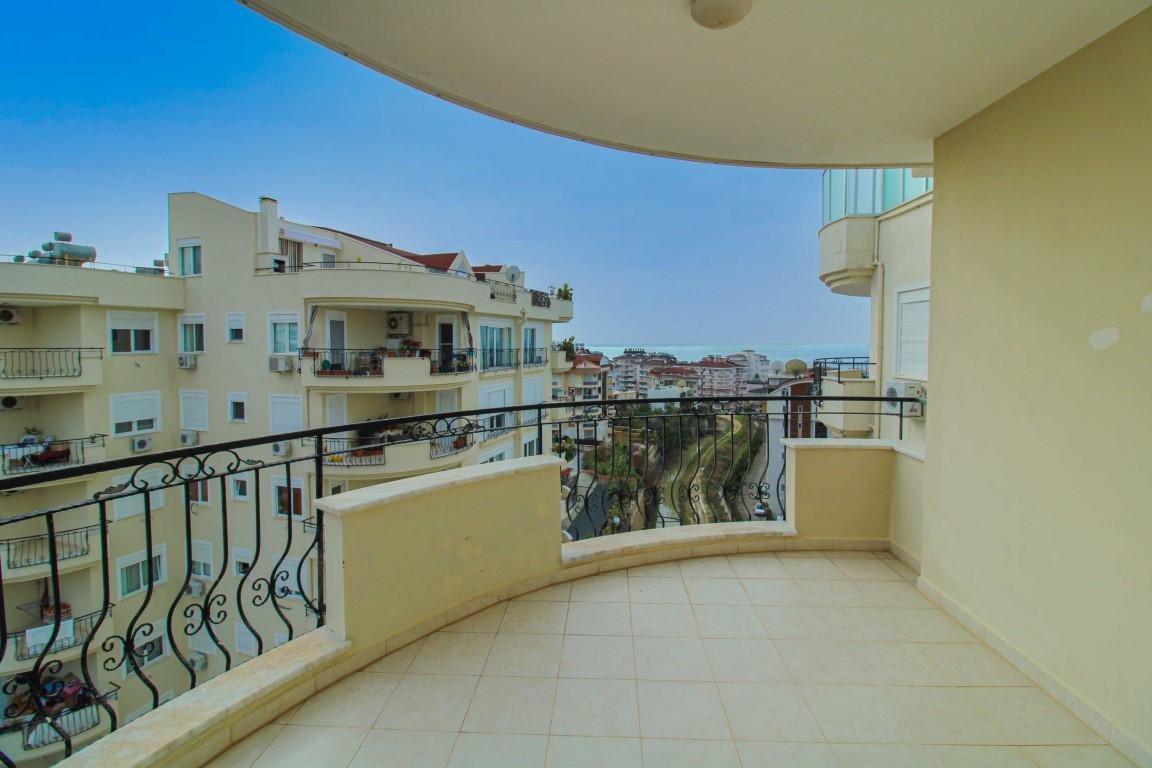 Квартира 1+1 с хорошим видом в Авсалларе - Фото 31