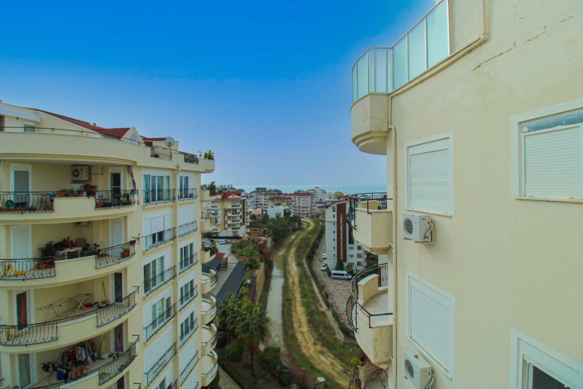 Квартира 1+1 с хорошим видом в Авсалларе - Фото 32