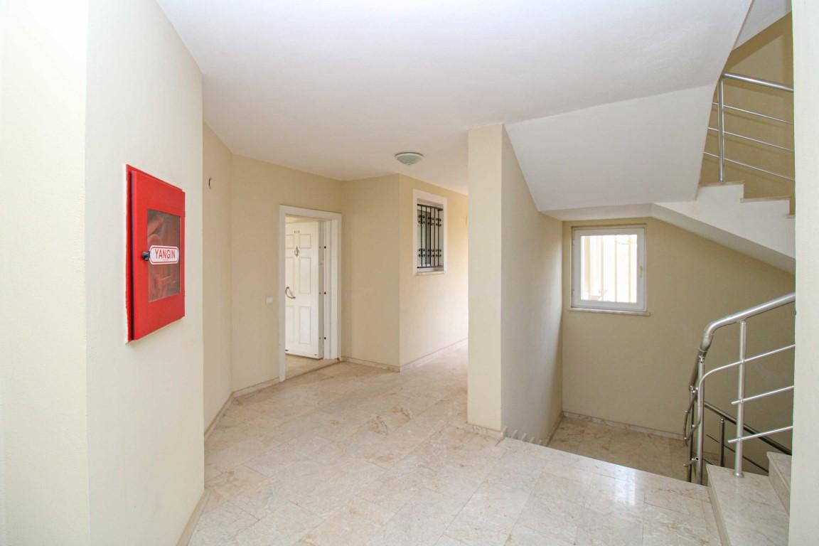 Квартира 1+1 с хорошим видом в Авсалларе - Фото 29