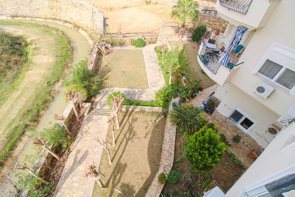Квартира 1+1 с хорошим видом в Авсалларе - Фото 37