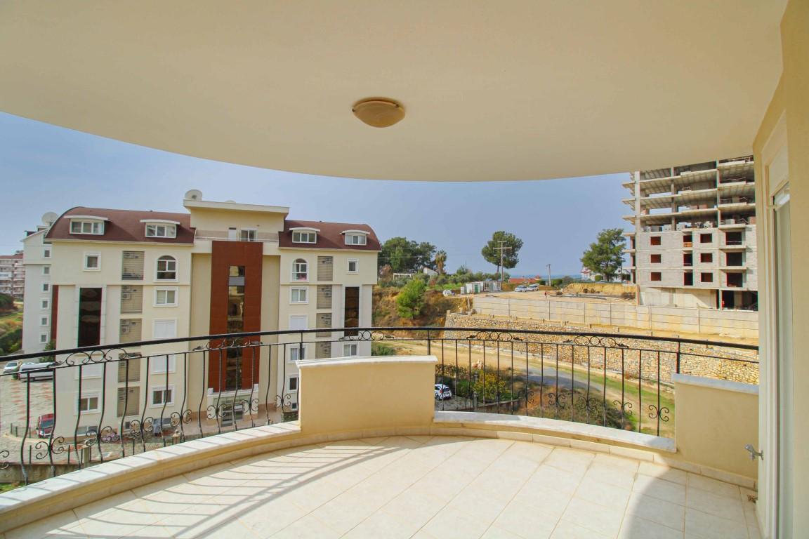 Квартира 1+1 с хорошим видом в Авсалларе - Фото 35