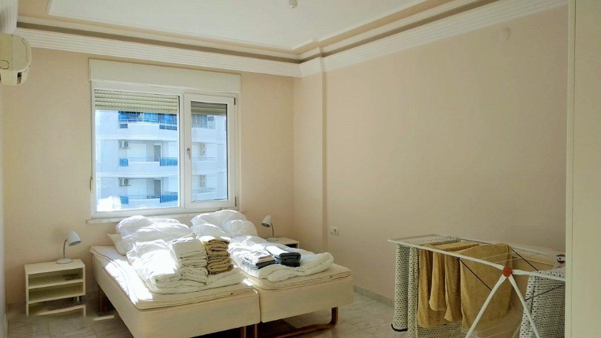 Меблированная квартира 2+1 в комплексе на первой береговой линии в Тосмуре - Фото 22